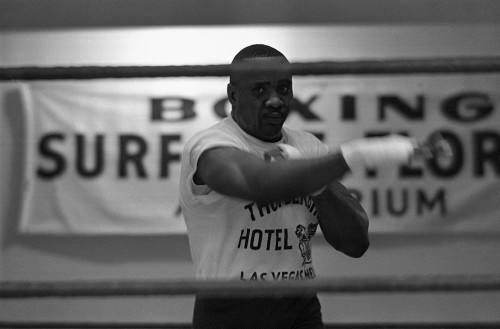 Sonny Liston by Mirrorpix