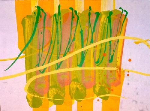 Skipping II by Charlotte Cornish