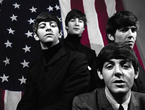 Beatles USA by Celebrity Image