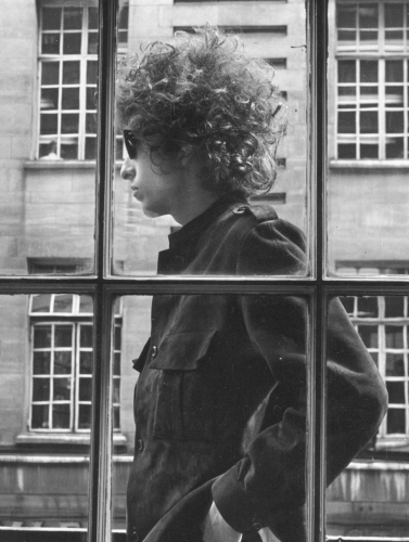 Bob Dylan - Window by Celebrity Image