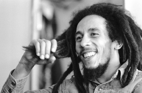 Bob Marley by Celebrity Image