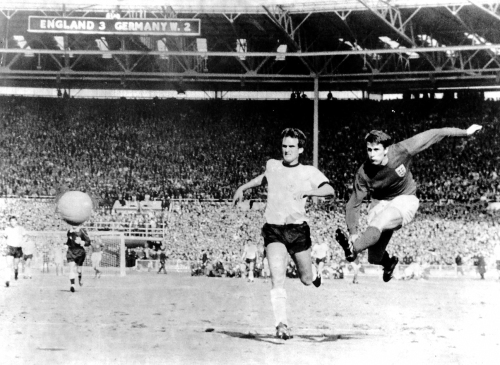 THAT Goal 1966 by Celebrity Image