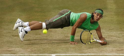 Rafa Nadal by Celebrity Image