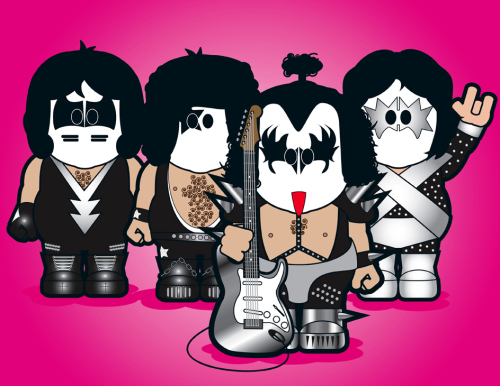 Rock!! by Weenicons