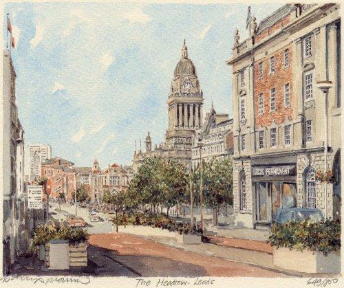 Leeds by Philip Martin