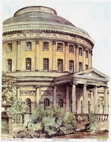 Ickworth by Philip Martin