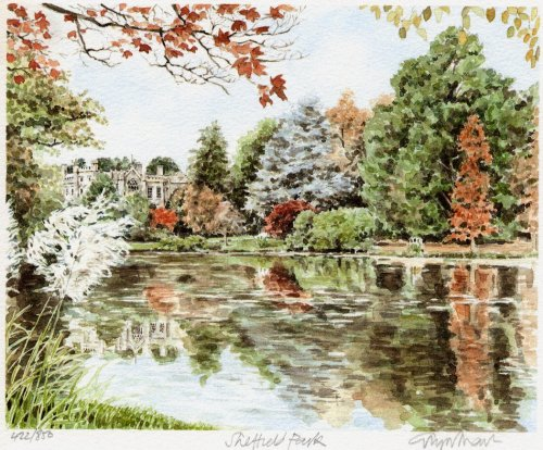 Sheffield Park by Glyn Martin