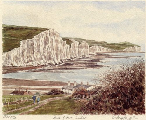 Seven Sisters by Glyn Martin