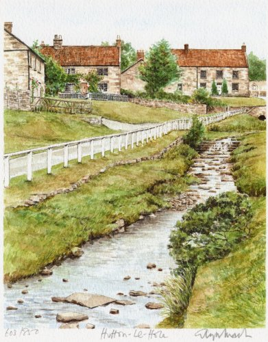 Hutton-le-Hole by Glyn Martin