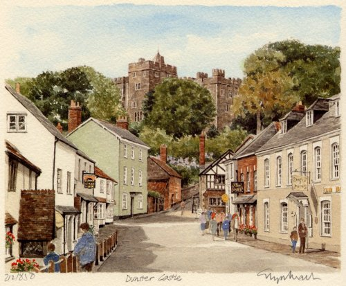 Dunster by Glyn Martin