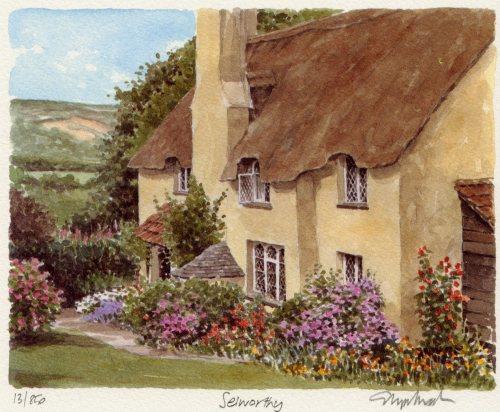 Selworthy by Glyn Martin