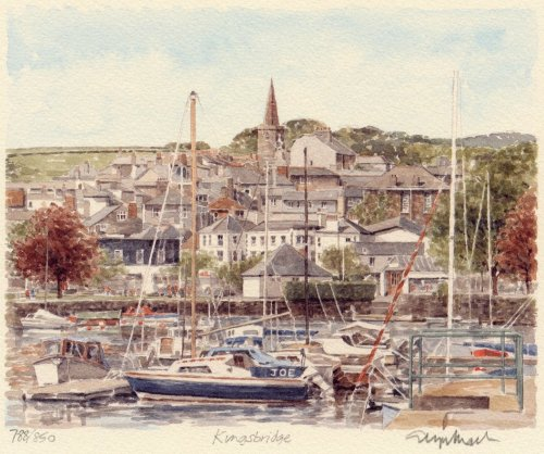 Kingsbridge by Glyn Martin