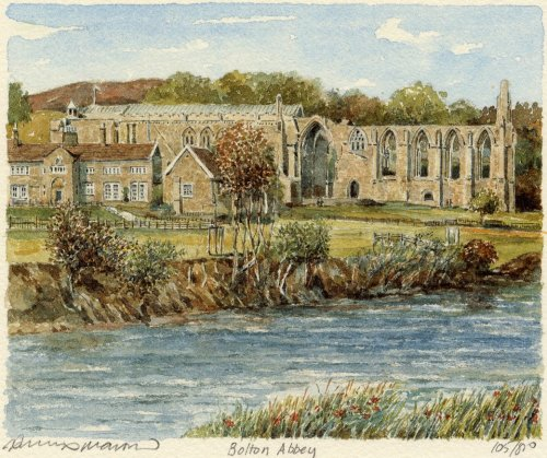Bolton Abbey by Philip Martin