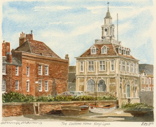 King's Lynn by Philip Martin
