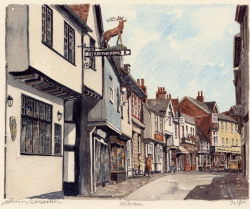 Hitchin by Philip Martin