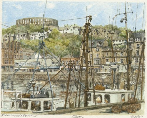 Oban by Philip Martin