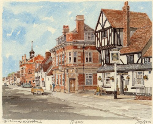 Thame by Philip Martin