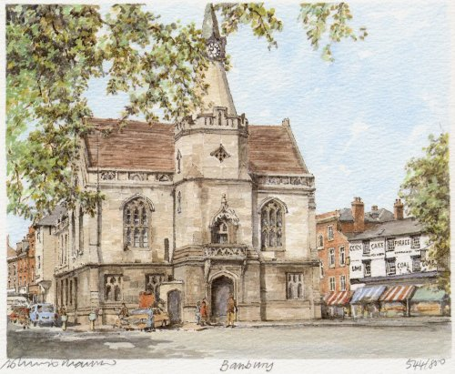 Banbury by Philip Martin