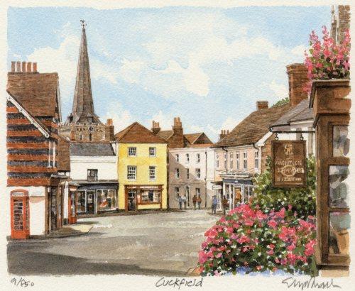 Cuckfield by Glyn Martin