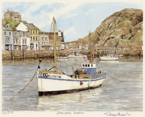 Ilfracombe by Glyn Martin