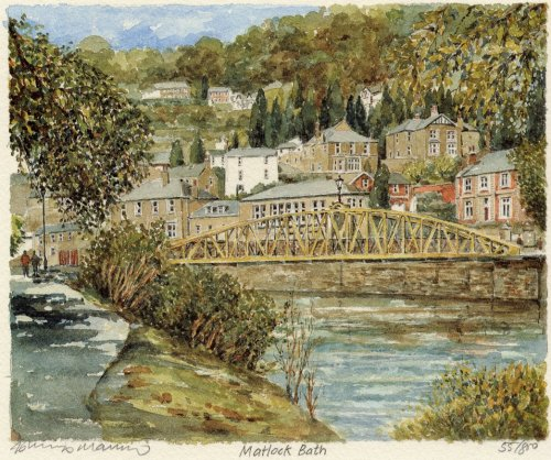 Matlock Bath by Philip Martin