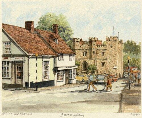 Buckingham by Philip Martin