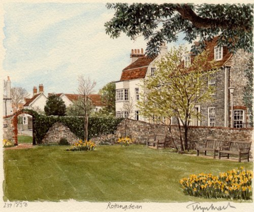 Rottingdean by Glyn Martin