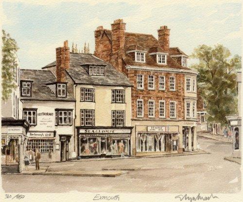 Exmouth by Glyn Martin