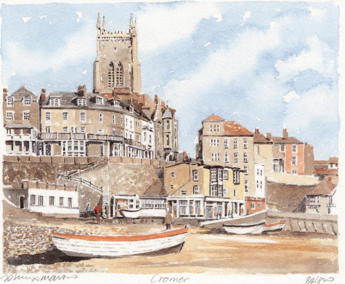 Cromer by Philip Martin
