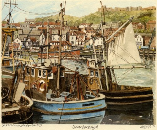 Scarborough by Philip Martin