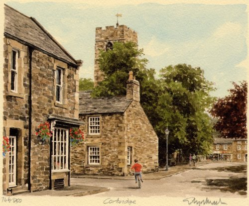 Corbridge by Glyn Martin
