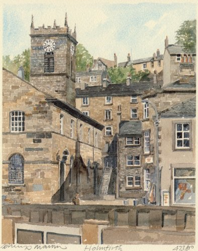 Holmfirth by Philip Martin