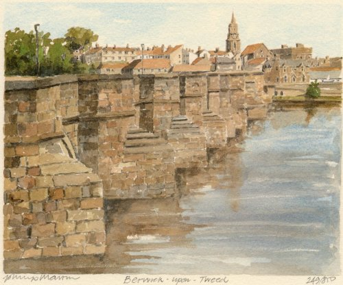 Berwick-upon-Tweed by Philip Martin