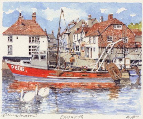 Emsworth by Philip Martin