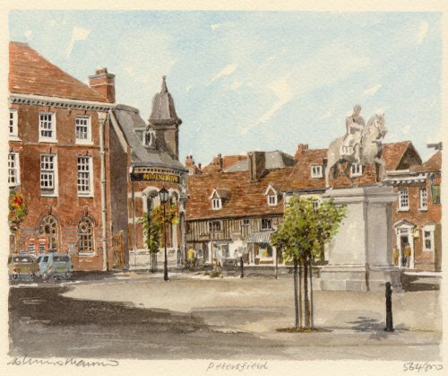 Petersfield by Philip Martin