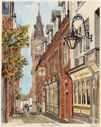 Darlington by Philip Martin