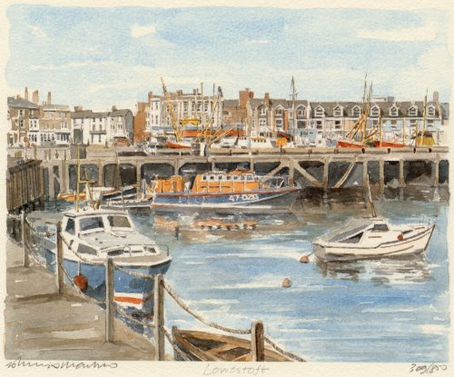 Lowestoft by Philip Martin