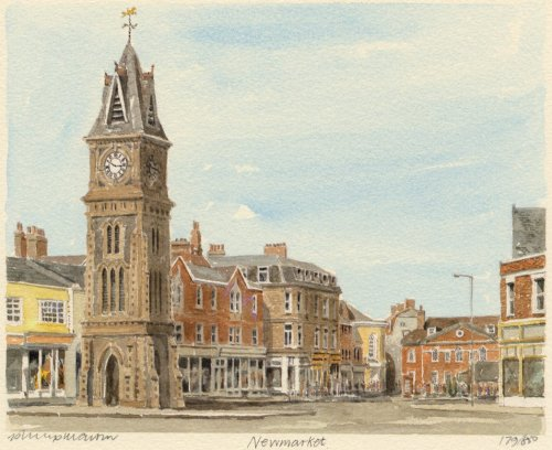 Newmarket by Philip Martin