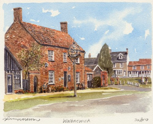 Walberswick by Philip Martin
