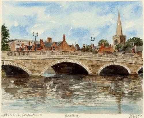 Bedford by Philip Martin