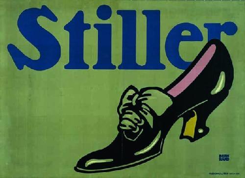 Stiller, 1908 by Bernhard
