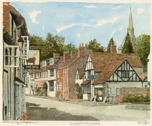 Wheathampstead by Philip Martin
