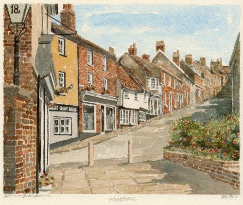 Hatfield by Philip Martin