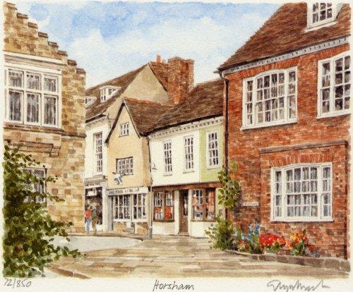 Horsham by Glyn Martin