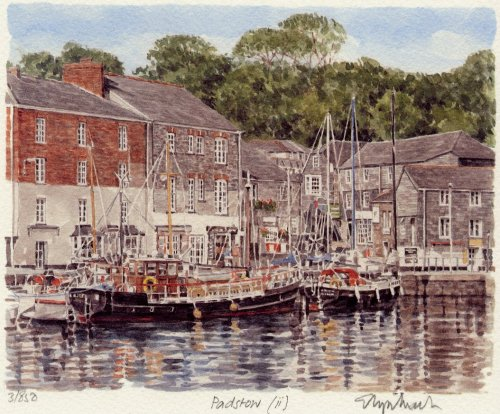 Padstow (2) by Glyn Martin