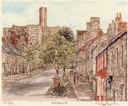 Warkworth by Glyn Martin