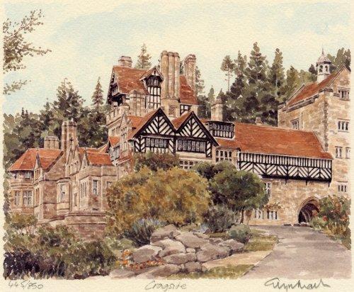 Cragside by Glyn Martin