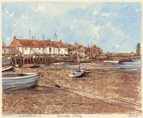 Burnham Overy by Philip Martin