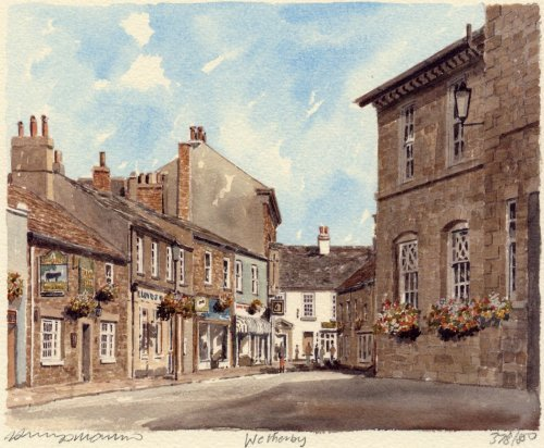 Wetherby by Philip Martin