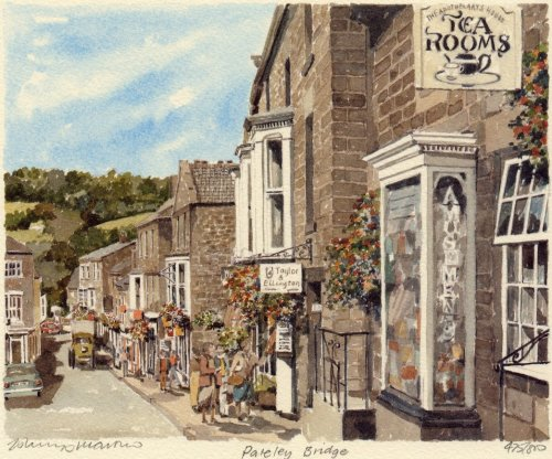 Pateley Bridge by Philip Martin